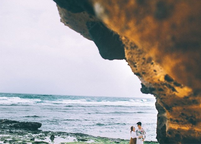 Một trong những địa điểm chụp hình cưới Nha Trang đẹp, thơ mộng