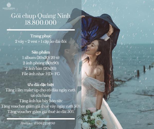 GÓI CHỤP PRE WEDDING   Quảng Ninh 1