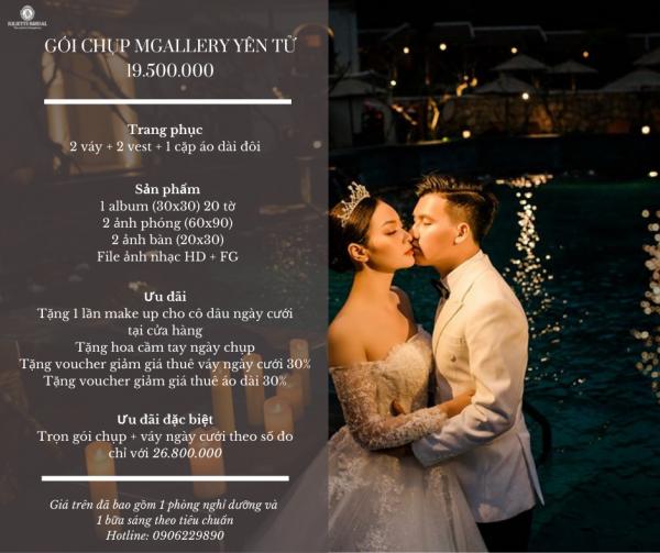 GÓI CHỤP PRE WEDDING | Legacy Yên Tử 1