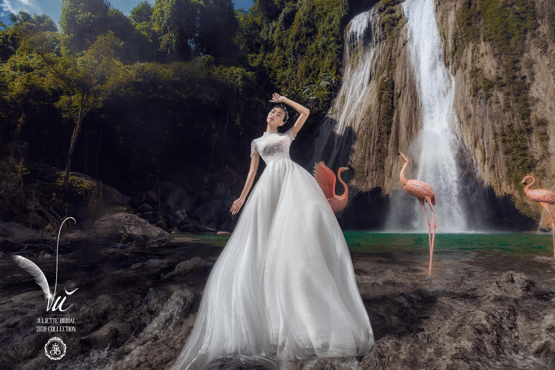 BST Vũ (Vu Collection)   Những mẫu váy cưới đẹp nhất đến từ Juliette Bridal 2