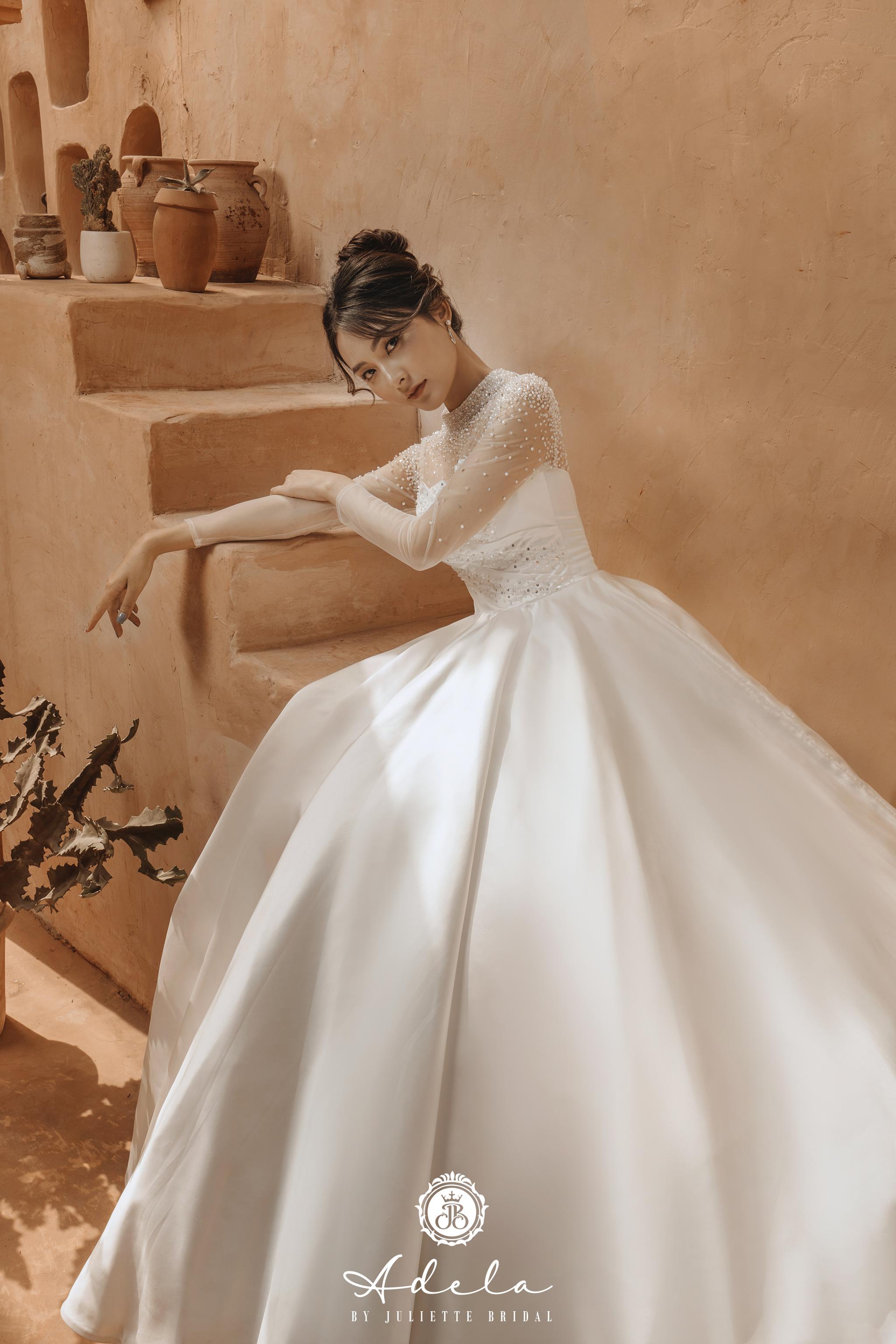 BST Adela (Adela Collection) | Top các mẫu váy cưới đơn giản 2021 11