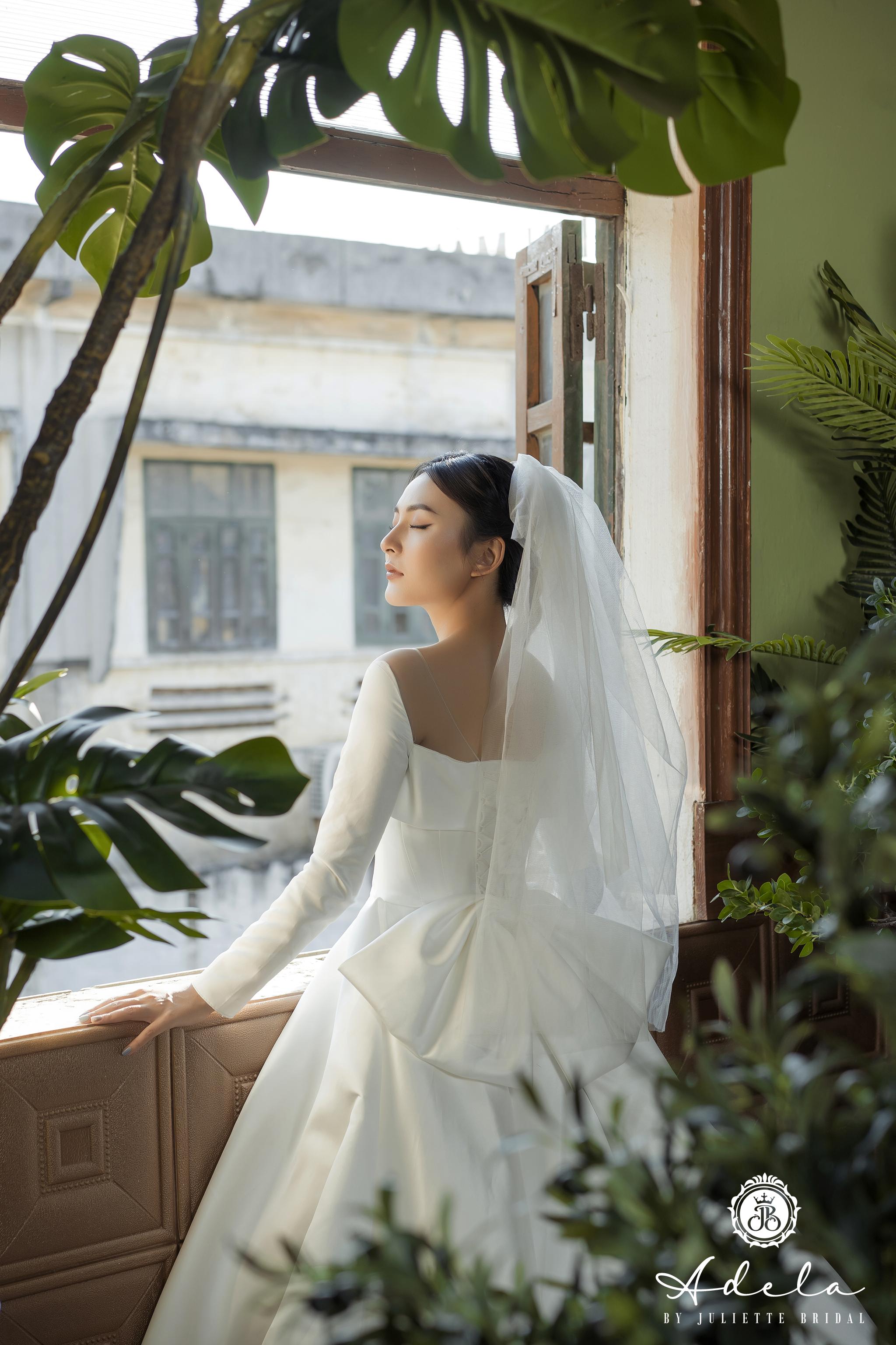 BST Adela (Adela Collection) | Top các mẫu váy cưới đơn giản 2021 15