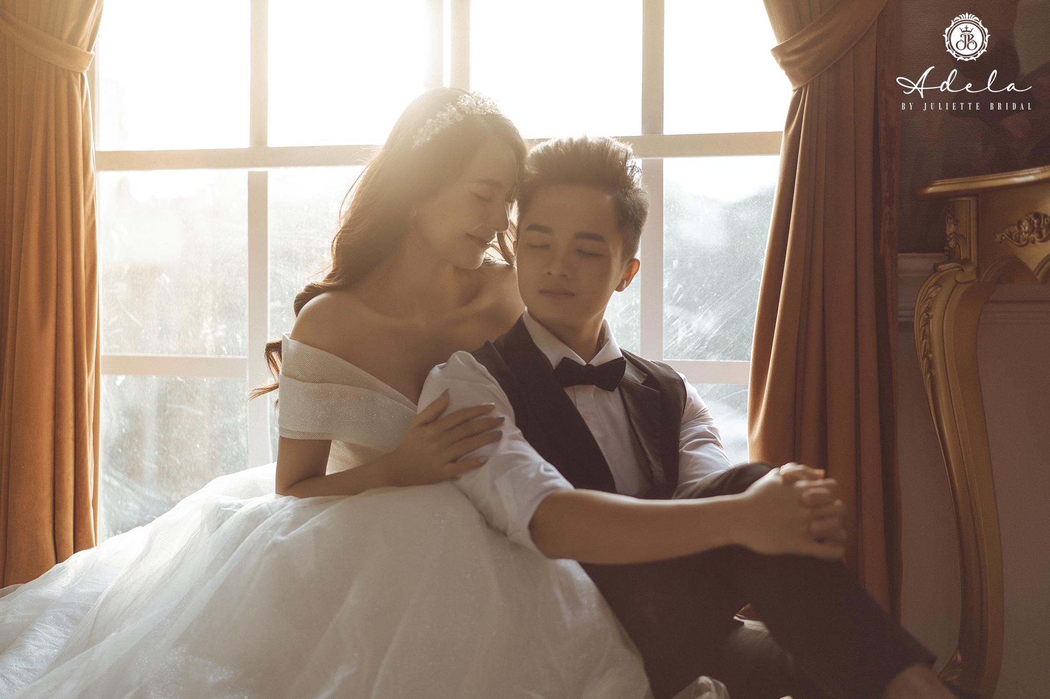 BST Adela (Adela Collection) | Top các mẫu váy cưới đơn giản 2021 20